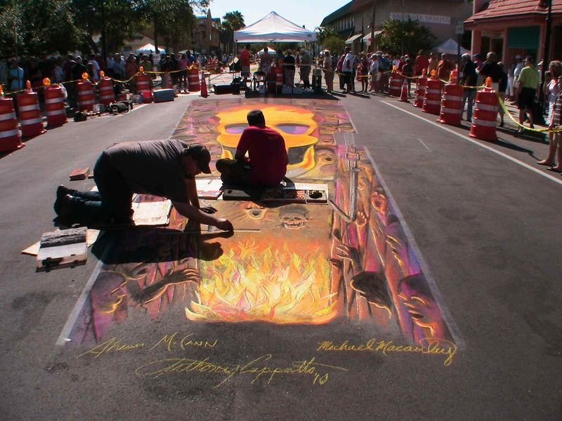 AfAH at Sarasota Chalk Festival 2010 WS 045web
