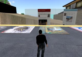 Blogs in 3D Virtual World 060210_001