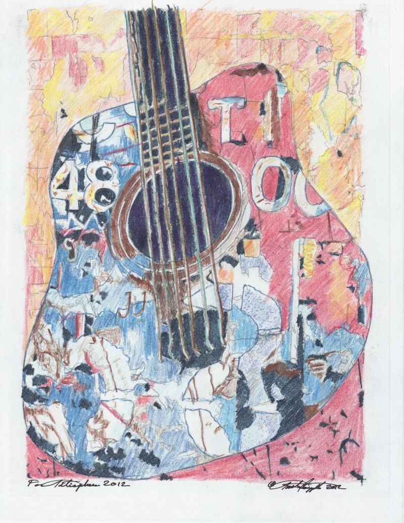 ACappetto Guitar for Artisphere