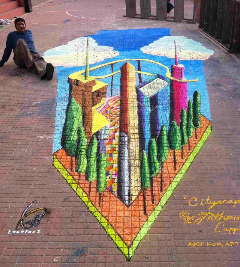 AfAH_ACappetto 3 3DAR Mumbai 2012