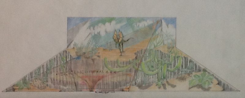 ACappetto AfAH Colored Pencil Study ASOT