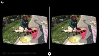 AfAH 4D AR goggles view Asian Fusion interaction wm