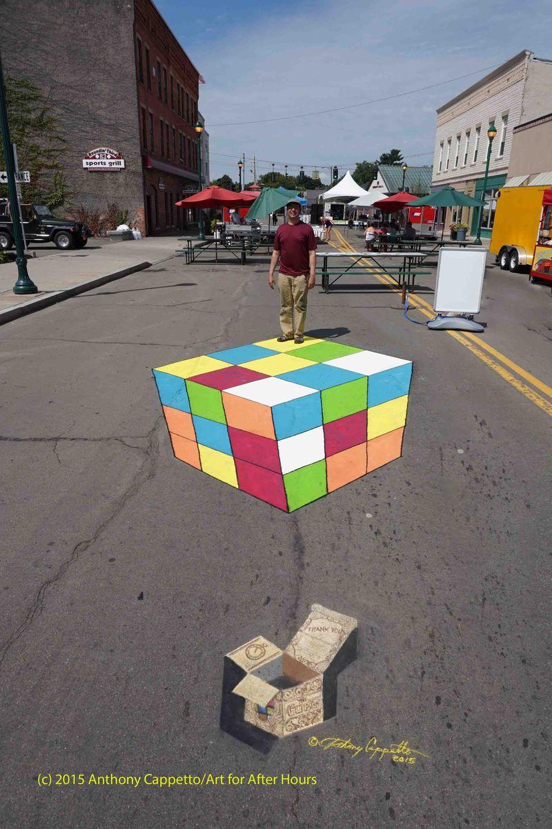 AfAH ACappetto The Cube 3D Street Art 072115 376l