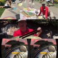 ACappetto AfAH 4D ARVR street art composite