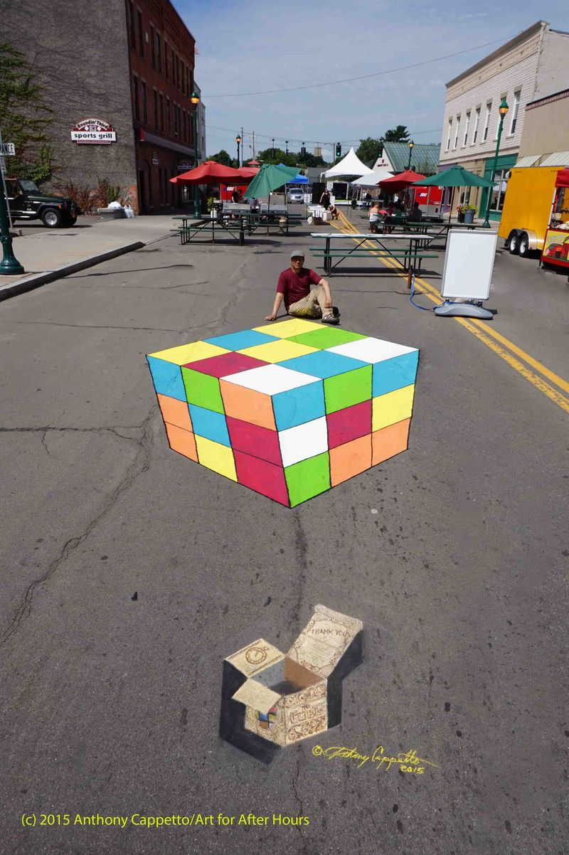 AfAH ACappetto The Cube 3D Street Art 072115 377l